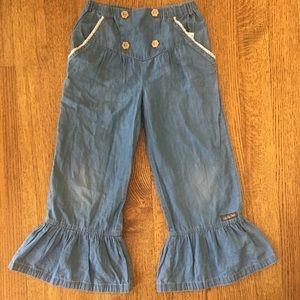 Matilda Jane Chambray Pants